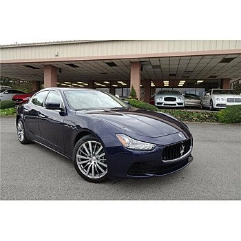 2015 Maserati Ghibli S Q4 for sale 101210891