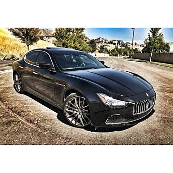 2015 Maserati Ghibli for sale 101226474