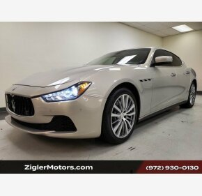 2015 Maserati Ghibli for sale 101303100