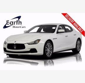 2015 Maserati Ghibli for sale 101398197