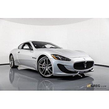 2015 Maserati GranTurismo Coupe for sale 101091590