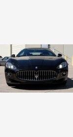 2015 Maserati GranTurismo Convertible for sale 101208162