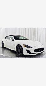 2015 Maserati GranTurismo Convertible for sale 101255400