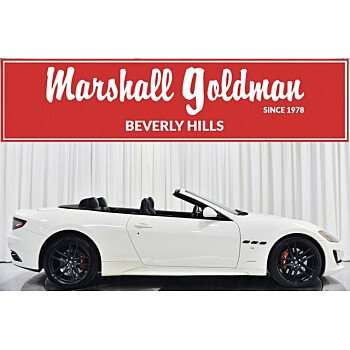 2015 Maserati GranTurismo Convertible for sale 101255400