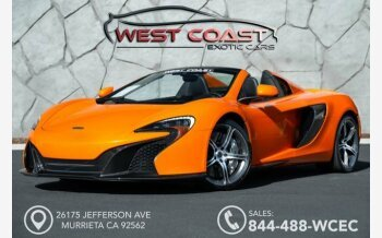 2015 McLaren 650S Spider for sale 101069795