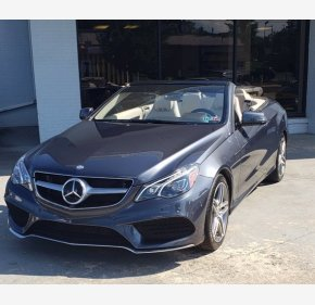 2015 Mercedes-Benz E550 for sale 101395799