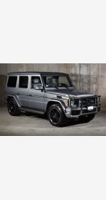 2015 Mercedes-Benz G63 AMG for sale 101344786