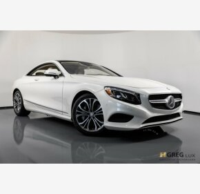2015 Mercedes-Benz S550 4MATIC Coupe for sale 101086543
