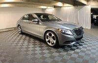 2015 Mercedes-Benz S550 4MATIC Sedan for sale 101110383