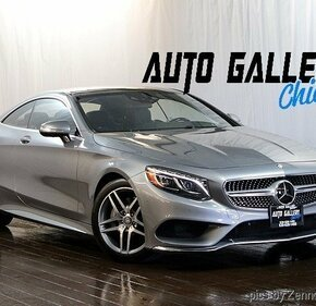 2015 Mercedes-Benz S550 4MATIC Coupe for sale 101142384