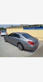 2015 Mercedes-Benz S550 Sedan for sale 101167678