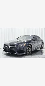 2015 Mercedes-Benz S550 4MATIC Coupe for sale 101237864
