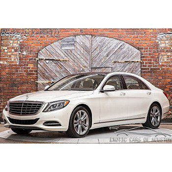 2015 Mercedes-Benz S550 for sale 101432782