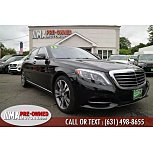 2015 Mercedes-Benz S550 for sale 101520097