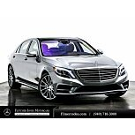 2015 Mercedes-Benz S550 for sale 101604932