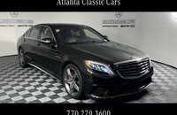 2015 Mercedes-Benz S63 AMG 4MATIC Sedan for sale 101253645