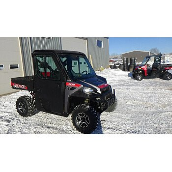 2015 Polaris Ranger XP 900 for sale 200709944