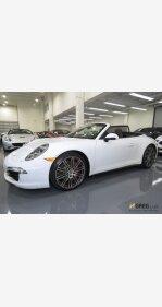 2015 Porsche 911 Cabriolet for sale 101000794