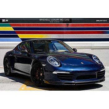 2015 Porsche 911 Carrera S for sale 101183005