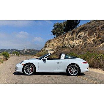 2015 Porsche 911 Targa 4S for sale 101207737