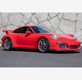 2015 Porsche 911 GT3 Coupe for sale 101214065
