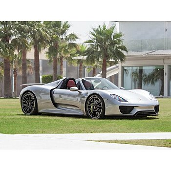 2015 Porsche 918 Spyder for sale 101186476