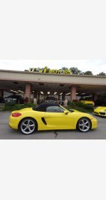2015 Porsche Boxster for sale 101398629