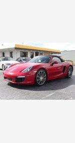 2015 Porsche Boxster for sale 101403432