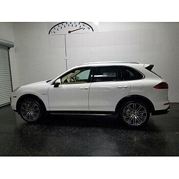 2015 Porsche Cayenne S E-Hybrid for sale 101176633