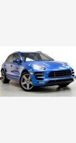 2015 Porsche Macan Turbo for sale 101297072