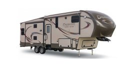 2015 Prime Time Manufacturing Crusader 325RES specifications