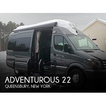 2015 Roadtrek Adventurous for sale 300219129