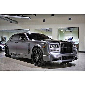 2015 Rolls-Royce Phantom for sale 101334128