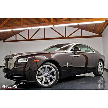 2015 Rolls-Royce Wraith for sale 101054700