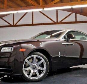2015 Rolls-Royce Wraith for sale 101054700