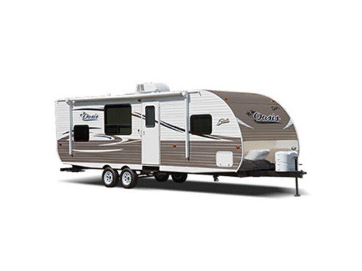 2015 Shasta Oasis 26DB specifications