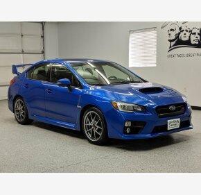 2015 Subaru WRX STI Limited for sale 101197643