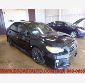 2015 Subaru WRX for sale 101326314