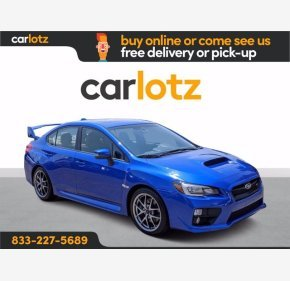 2015 Subaru WRX STI Limited for sale 101344417