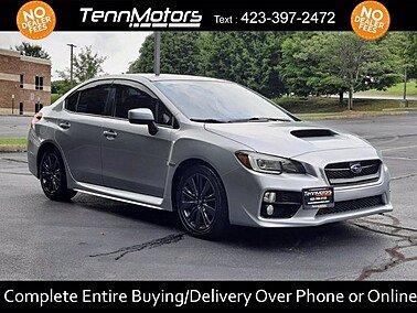 2015 Subaru WRX for sale 101579568