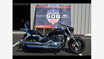 2015 Suzuki Boulevard 800 for sale 200921574