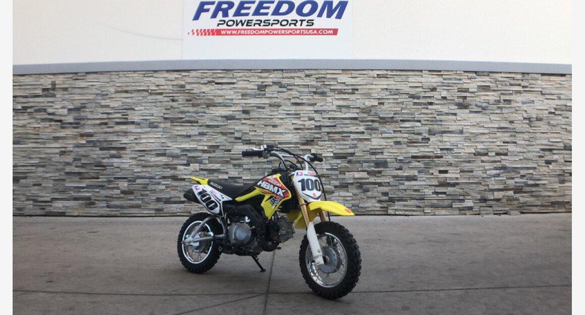 2015 Suzuki DR-Z70 for sale 200610619
