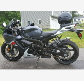 2015 Suzuki GSX-R750 for sale 200600071