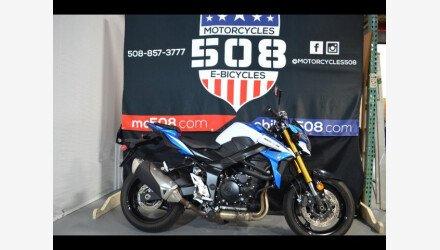 2015 Suzuki GSX-S750 for sale 200917937
