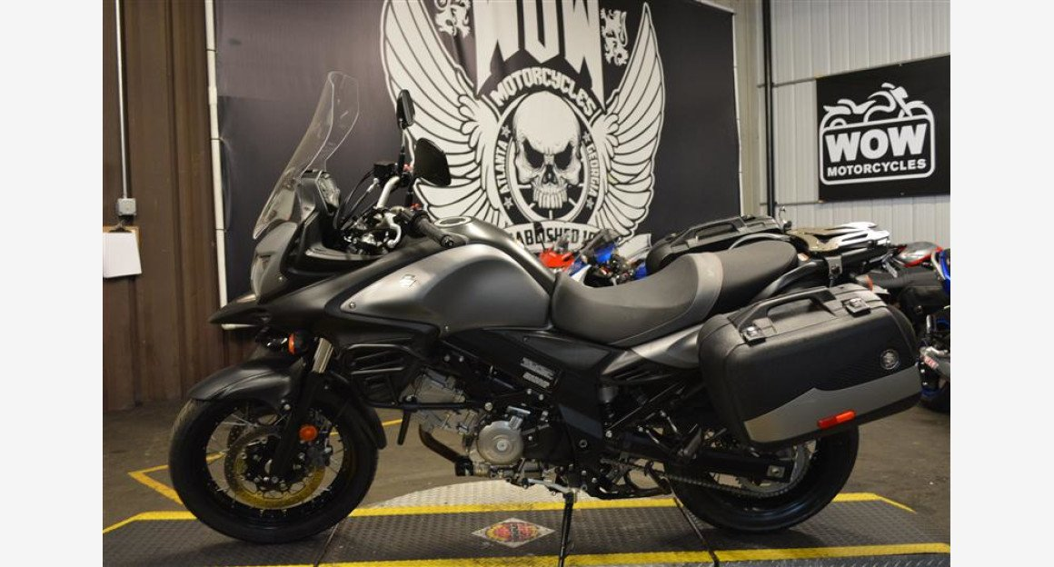 2015 Suzuki V-Strom 650 for sale 200660345