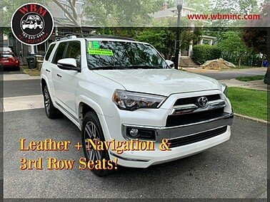 2015 Toyota 4Runner 4WD for sale 101327982