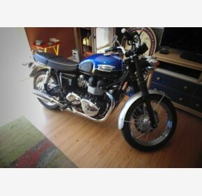 2015 Triumph Bonneville 900 T-100 for sale 200702674