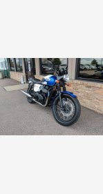 2015 Triumph Bonneville 900 for sale 200915429