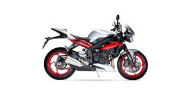 2015 Triumph Street Triple Rx Special Edition specifications
