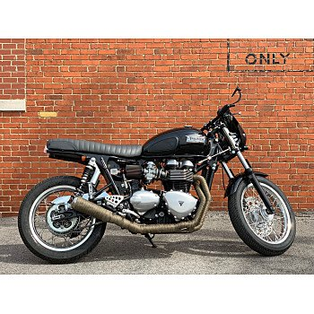 2015 Triumph Thruxton for sale 200760730